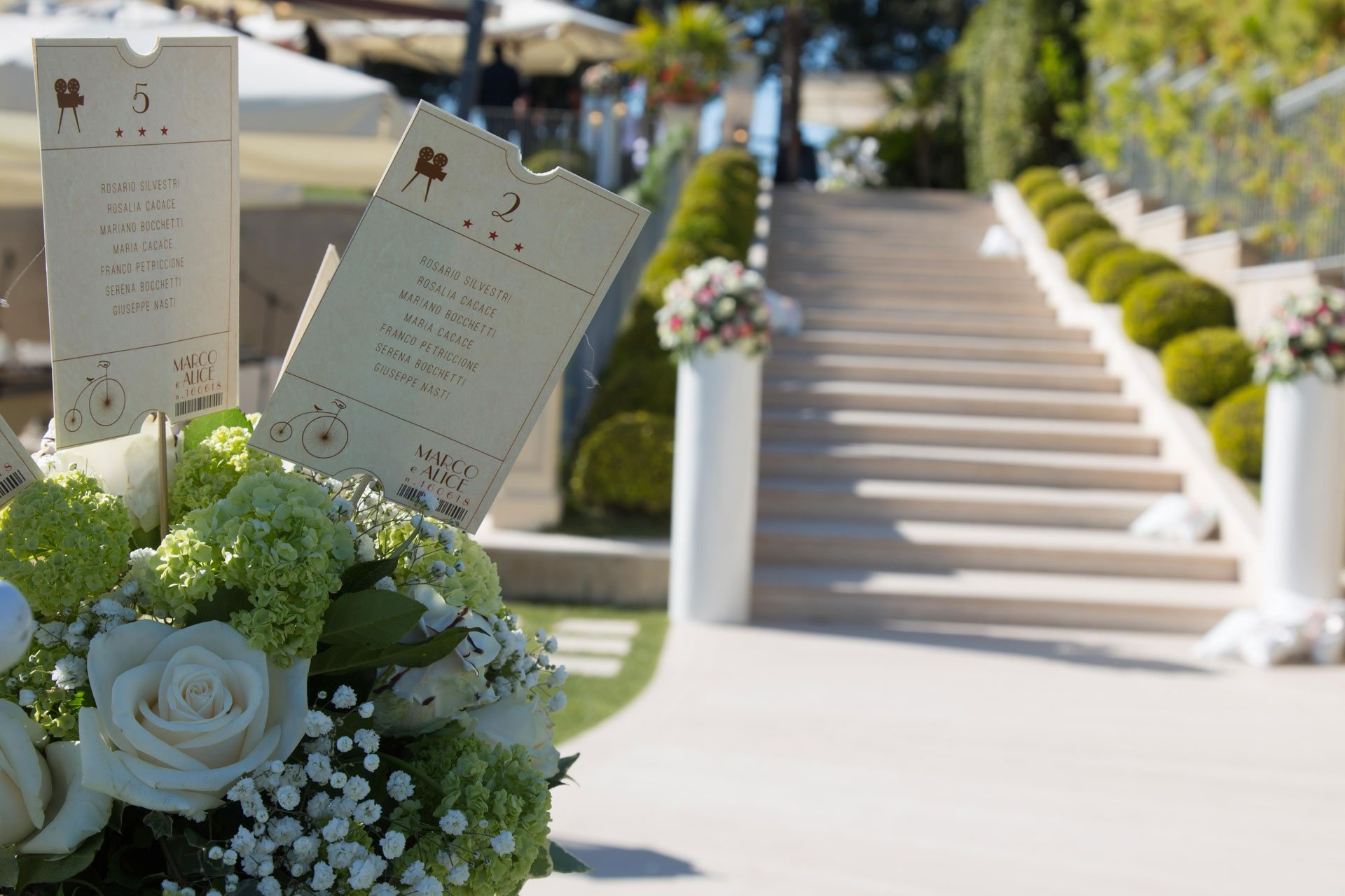 villa matrimoni Napoli Ricevimenti