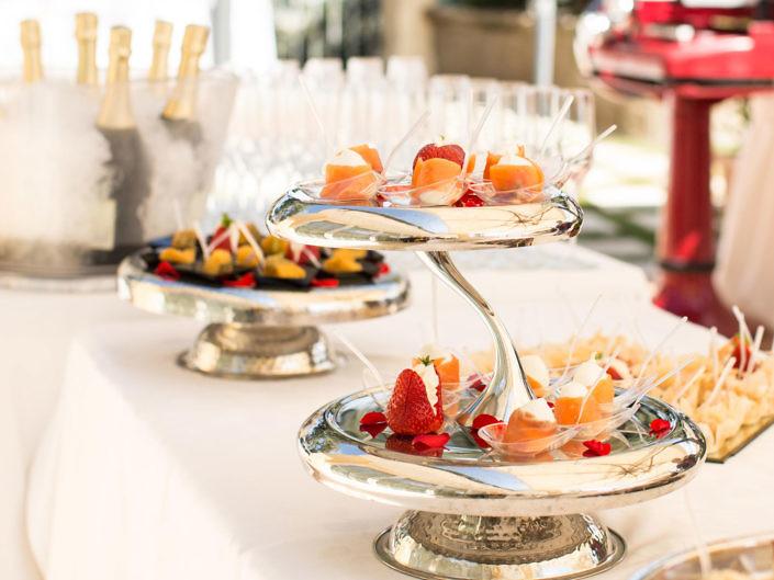 cocktail di matrimonio villa matrimoni ricevimenti Napoli Pozzuoli