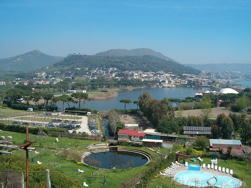 Panorama Villa Espero: Lucrino