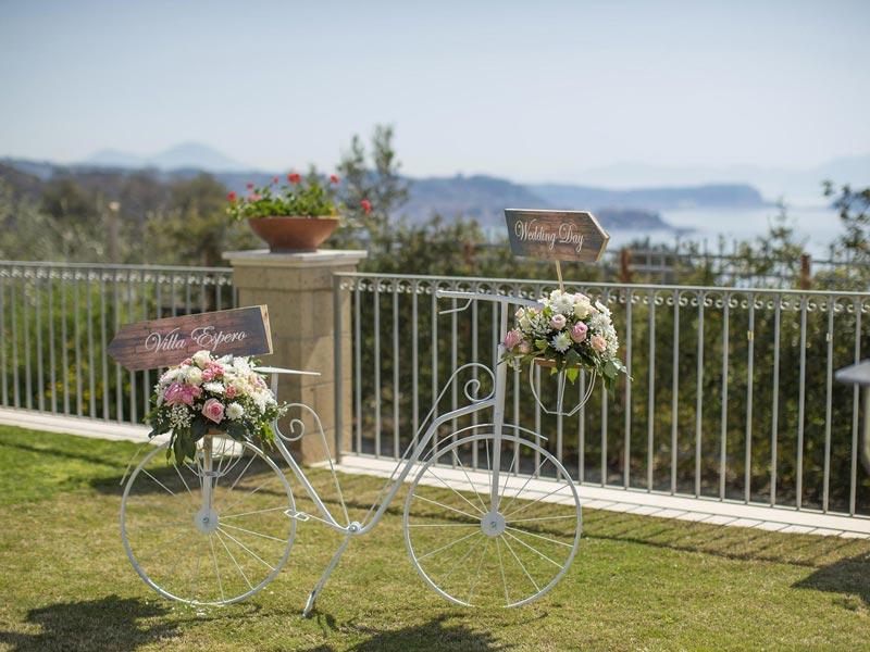 Matrimoni Napoli – Villa Espero: Un tuffo al cuore