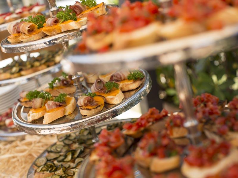 Villa Espero apre la propria cucina ogni domenica a pranzo