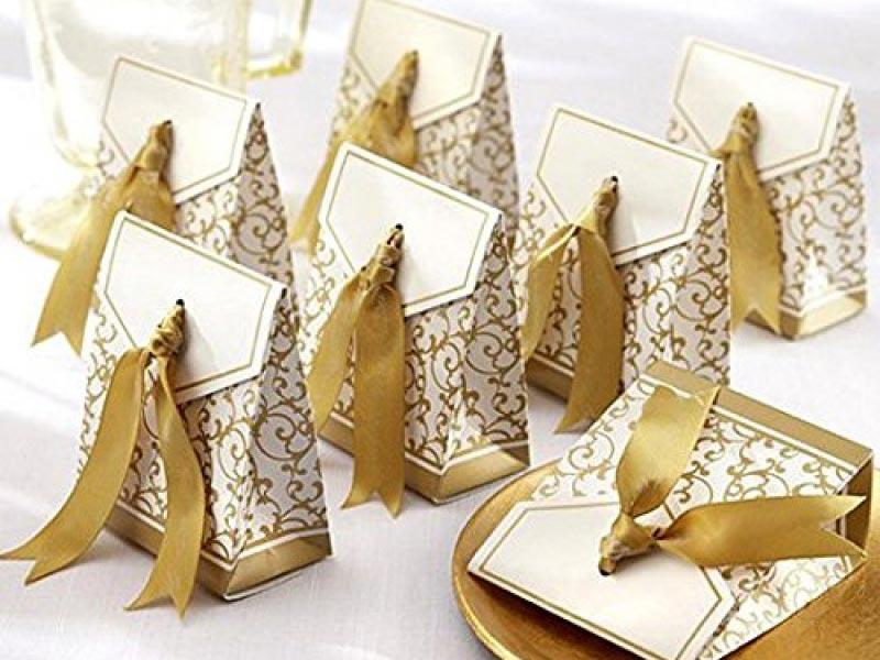 Matrimonio tema Oro – Elegante e Raffinato