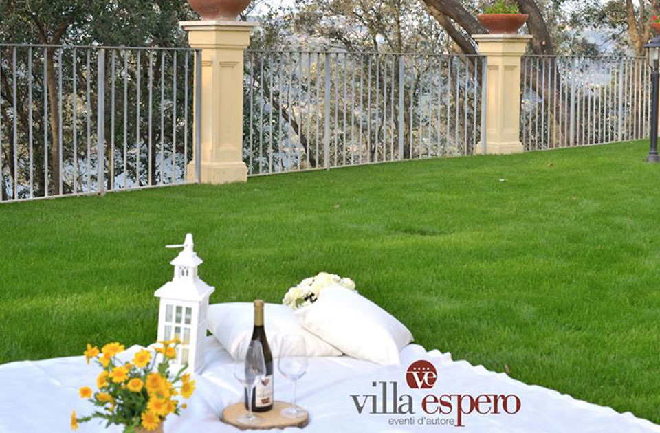 I matrimoni di Primavera di Villa Espero